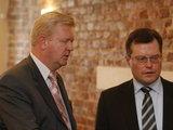 15min nuotr./Vytautas Rinkevičius (kairėje)