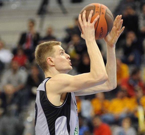 """Manoma, jog R.Seibutis ir kiti """"Bizkaia Basket"""" žaidėjai kiaulių gripu užsikrėtė rungtynėse prieš R.Butauto treniruojamą """"Doneck"""" klubą"""
