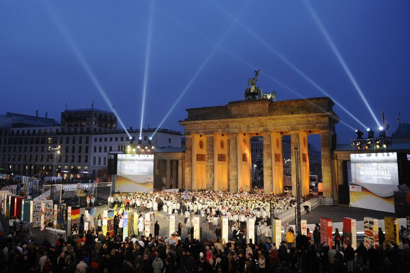Berlynas ruošiasi lapkričio 9-osios šventei