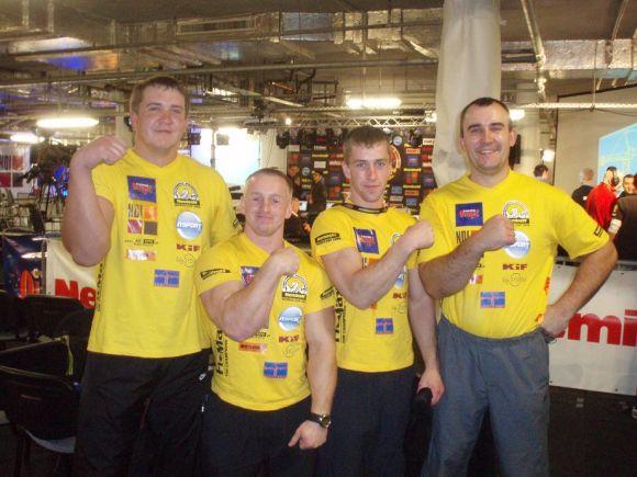 Rankų lenkikai varžėsi Lenkijoje vykusiame čempionate.