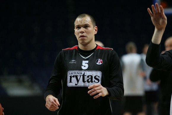 """BC  """"Lietuvos rytas"""" treniruotė"""