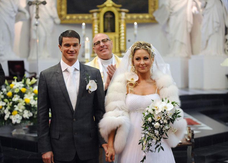 """Foto naujienai: Andrejus Zadneprovskis ir Laura Asadauskaitė vienas kitam ištarė """"taip"""""""