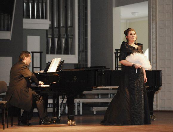 Nomeda Kazlauskaitė-Kazlaus penktadienį koncertuos Klaipėdoje.