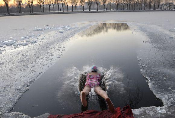 Kinijoje iškrito itin daug kritulių