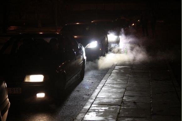 Jurgitos Andriejauskaitės nuotr./Orientacinės varžybos po miesto gatves rengiamos bent kartą per mėnesį.