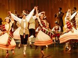 """Organizatorių nuotr./Choreografo J.Lingio 90-mečiui skirtame koncerte ansambis """"Lietuva"""" atliks buvusio šokių vadovo sukurtų kompozicijų."""