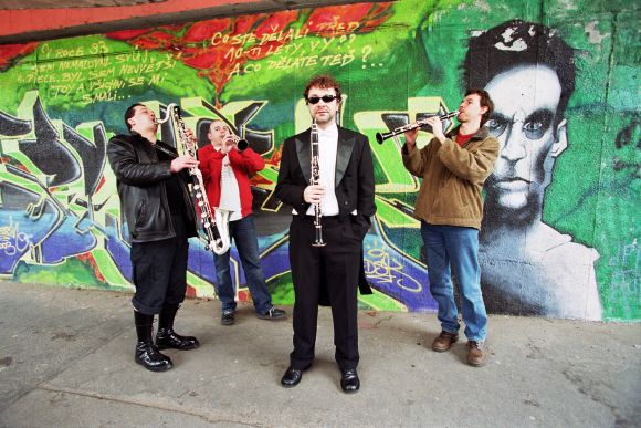 """""""Clarinet Factory"""" kvartetas iš Čekijos koncertuos Klaipėdoje."""