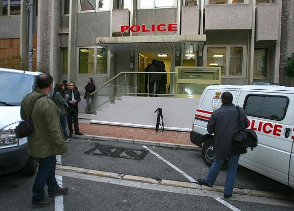 Monako policija