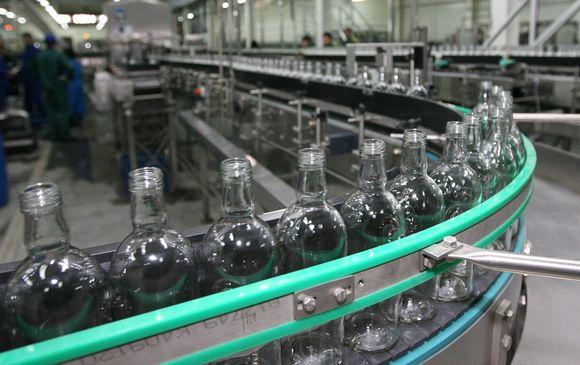 Degtinės gamyba Rusijoje