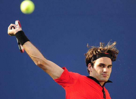 Nepaisant kelių pastarųjų nesėkmių būsimo turnyro favoritu laikomas pasaulio reitingo lyderis R.Federeris