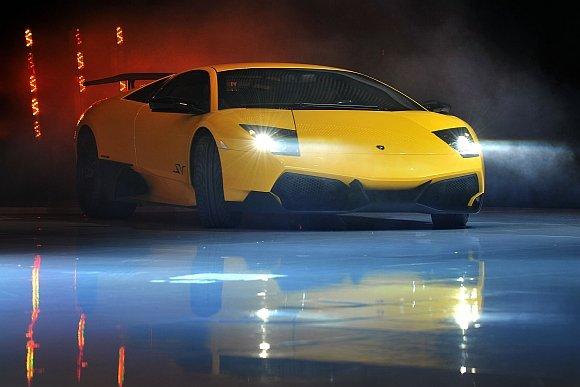 AFP/Scanpix nuotr./Lamborghini Murcielago