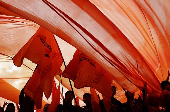 Oranžinė revoliucija