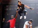 AFP/Scanpix nuotr./Jennifer Lopez treniruojasi.