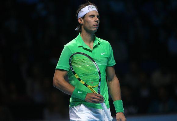 R.Nadalis - už Londono turnyro pusfinalio borto