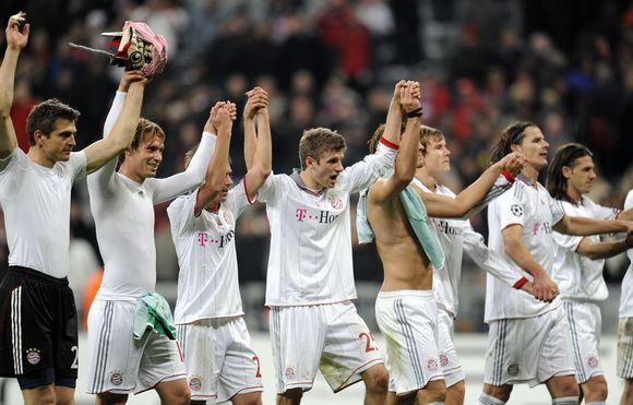 """""""Bayern"""" klubui – 90 mln. eurų"""
