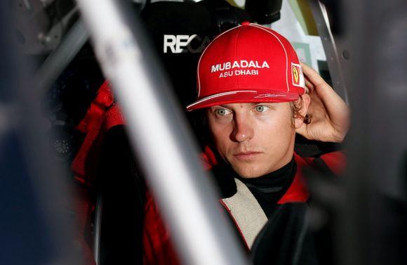 """K.Raikkonenas savo karjerą ralyje turėtų pradėti nuo """"Citroen"""" jaunimo komandos"""