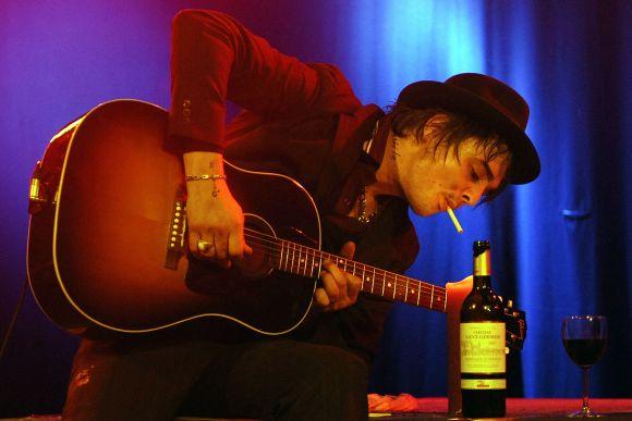 Pete Doherty koncertas Miunhene