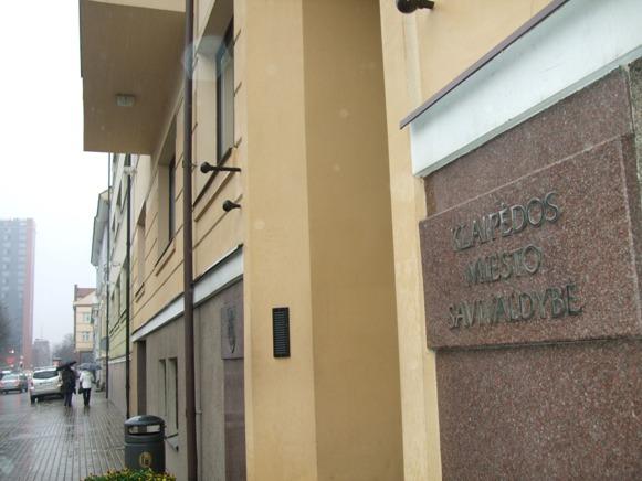 Šios kadencijos Klaipėdos savivaldybės Etikos komisijai tenka rinktas kone kas mėnesį.