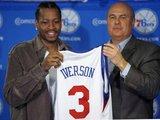 Reuters/Scanpix nuotr./A.Iversonas po trejų metų grįžo į Filadelfiją