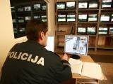 15min nuotr./Iki tol, kol nebuvo įdarbinti neįgalieji, vaizdo stebėjimo kamerų transliuojamus vaizdus sekdavo policijos pareigūnai.