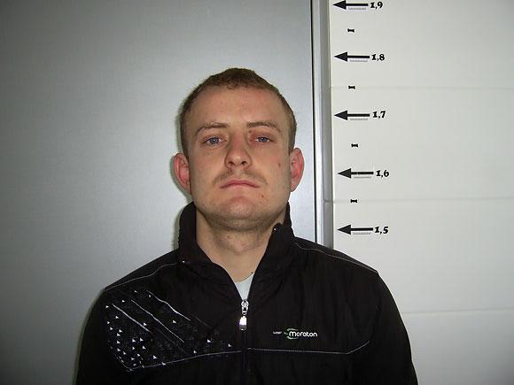 Ukmergėje sulaikytas Tomas Pusvaškis