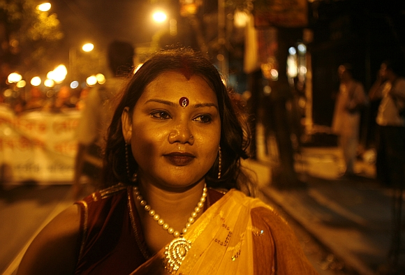 Indijos prostitutė