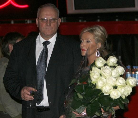 Živilė ir Jonas Pinskai