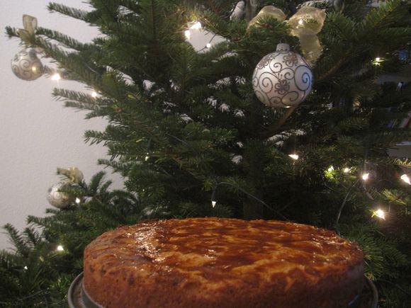Šis tortas puikiai tiks jūsų šventiniam stalui.