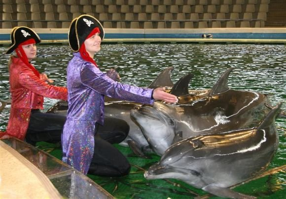 Jūrų muziejaus nuotr./Jūrų muziejuje - kalėdiniai vaidinimai.