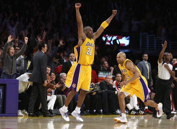 """K.Bryantas išplėšė pergalę """"Lakers"""""""