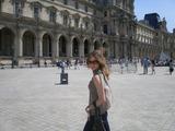 Nuotrauka iš asmeninio albumo/Asta Valentaitė Paryžiuje