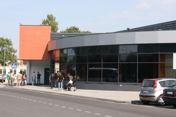 15min.lt nuotr./Klaipėdos autobusų stotis iakilo per pusę metų.