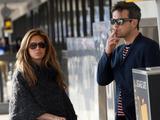Bulls nuotrauka/Robbie Williamsas ir Ayda Field