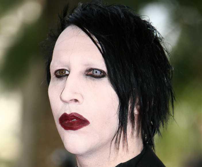 Marilyn Mansonas