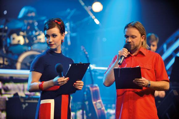 Eglė Kernagytė ir Martynas Starkus