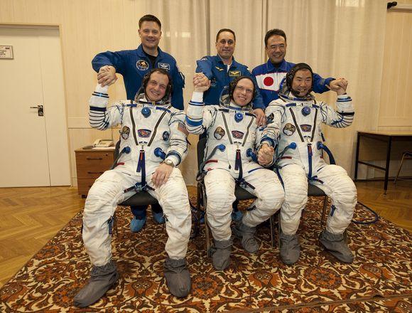 Kosmonautai
