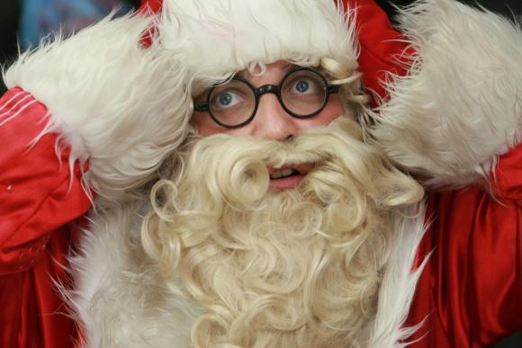 Kalėdų Senelis dosnus kūrybiškiems ir išradingiems.