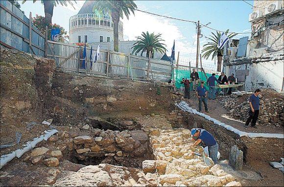 Bazilikos pašorėję padarė sensacingą atradimą.