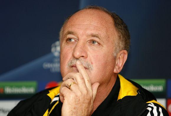 F.Scolari lieka ištikimas Uzbekistano klubui