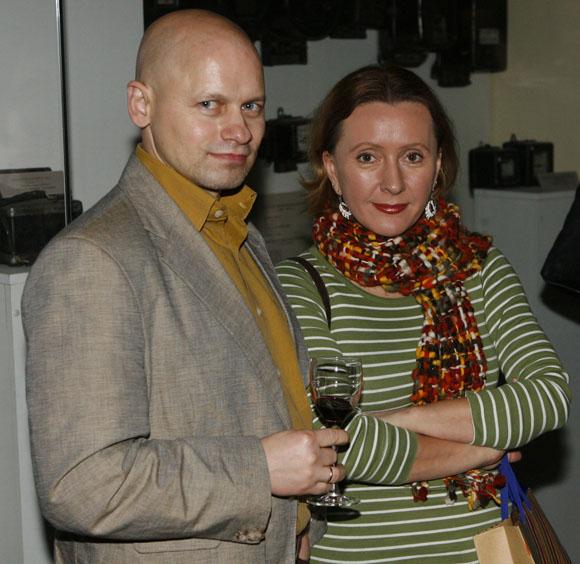 Vaiva Budraitytė ir Gaudentas Naujokas