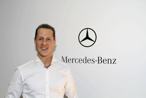 """Net ir turėdami savo gretose tituluočiausią visų laikų """"Formulės-1"""" pilotą M.Schumacherį, kalbėdami apie kito sezono planus """"Mercedes"""" išlieka realistiški"""