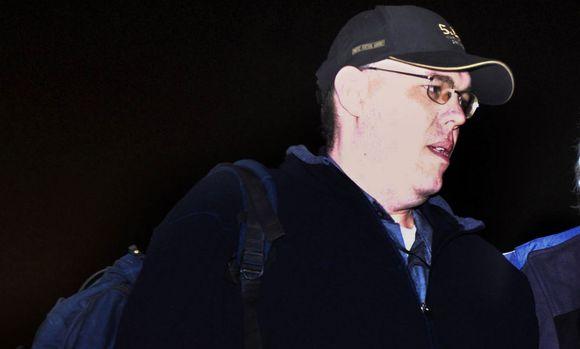 P.Moore'as grįžo į tėvynę