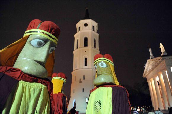 Trijų Karalių eisena Vilniuje