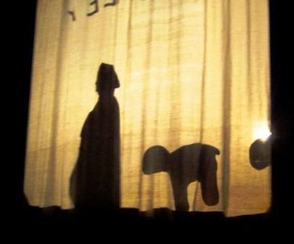 """Spektaklis """"Avinėlio kelionė"""""""