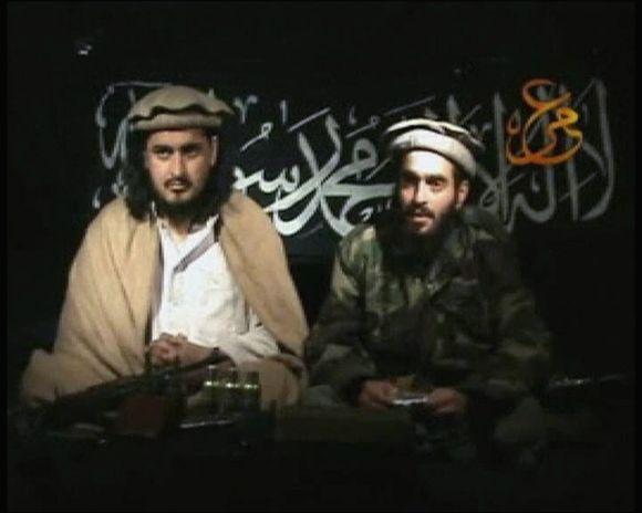 Humamas Khalilas Abu Mulalas al Balawi susitiko su Pakistano talibų lyderiu