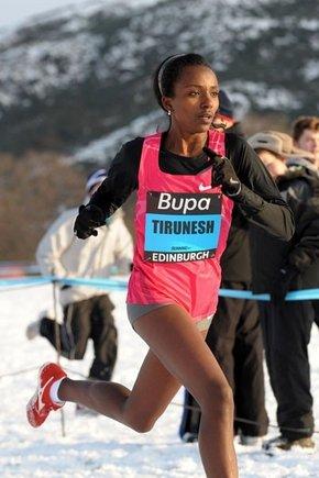 IAAF nuotr./Tirunesh Dibaba