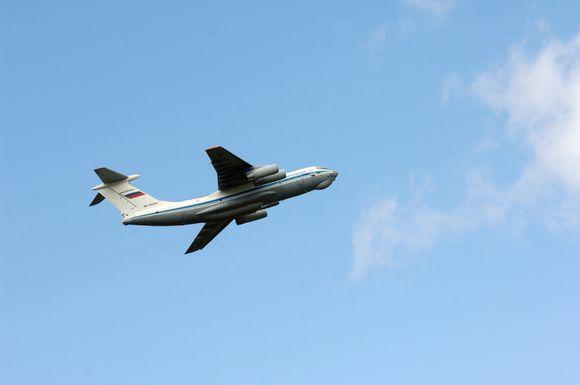 """""""Il-76"""" lėktuvas"""