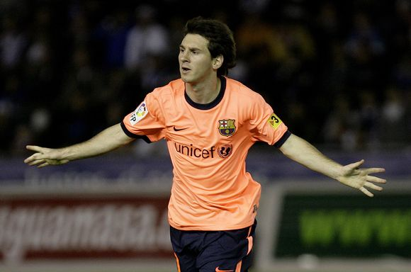 L.Messi nugalėtojams pelnė net tris įvarčius
