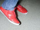 Viganto Ovadnevo nuotr./Egmonto Bžesko raudoni batai