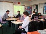 """Indrės Mateliūnaitės/""""Renkuosi mokyti!"""" nuotr./Didžiojoje Britanijoje namų darbai užduodami itin retai, nes visas darbas atliekamas pamokoje."""